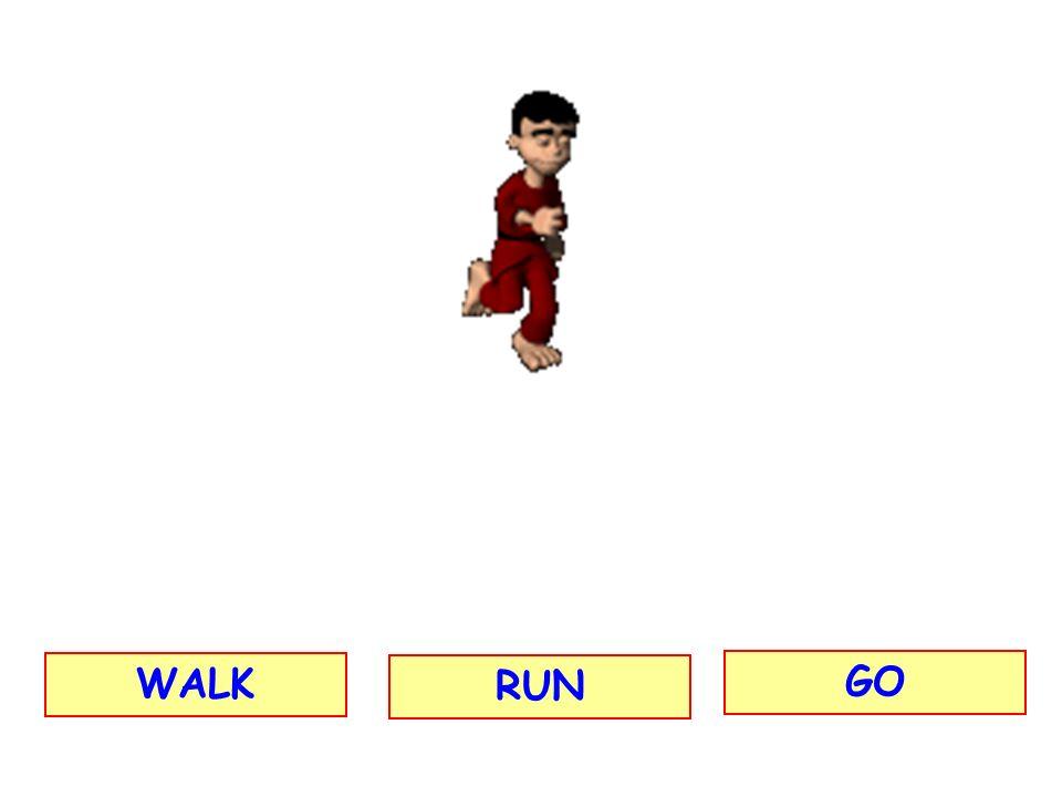 WALK RUN GO