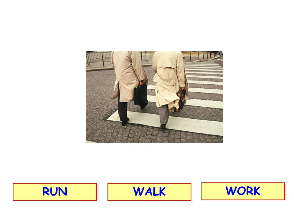 RUNWALK WORK