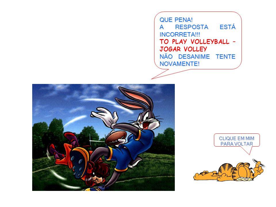 CLIQUE EM MIM PARA VOLTAR QUE PENA! A RESPOSTA ESTÁ INCORRETA!!! TO PLAY VOLLEYBALL – JOGAR VOLLEY NÃO DESANIME TENTE NOVAMENTE!