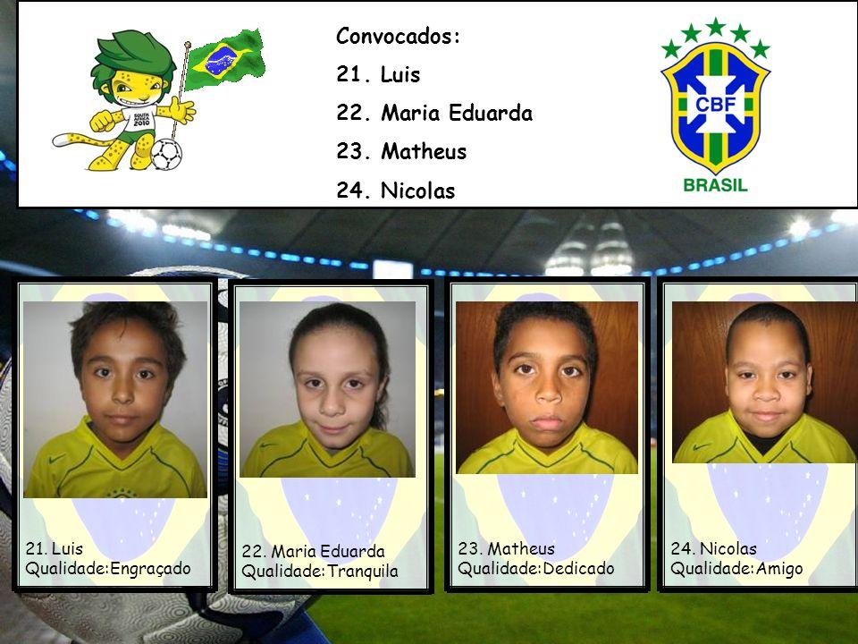 Atleta:Leonardo Naturalidade:Porto Alegre Time de origem:Inter Minhas habilidades:Corridas
