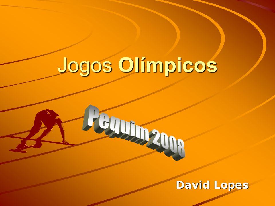 Jogos Olímpicos David Lopes