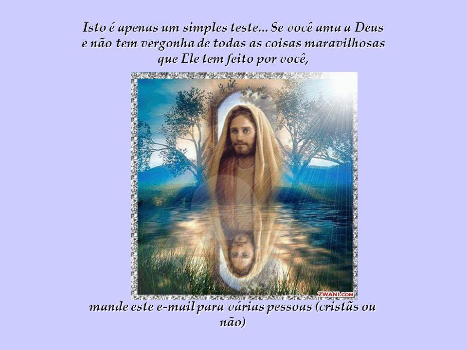 Ele é a fonte de minha existência, é meu Salvador. Ele é a fonte de minha existência, é meu Salvador. Ele me sustenta a cada dia. Sem Ele eu não sou n