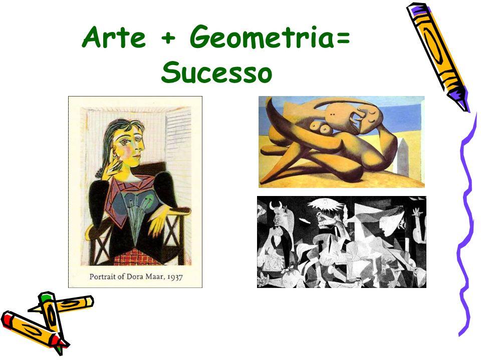 Arte + Geometria= Sucesso