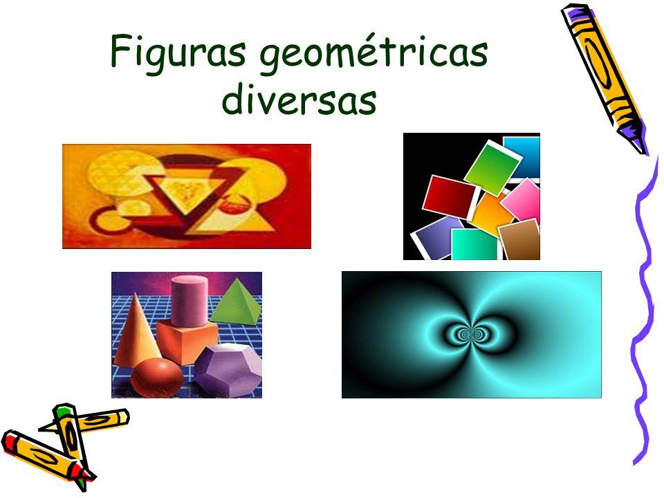 Figuras geométricas diversas