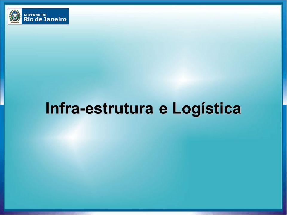 Infra-estrutura e Logística