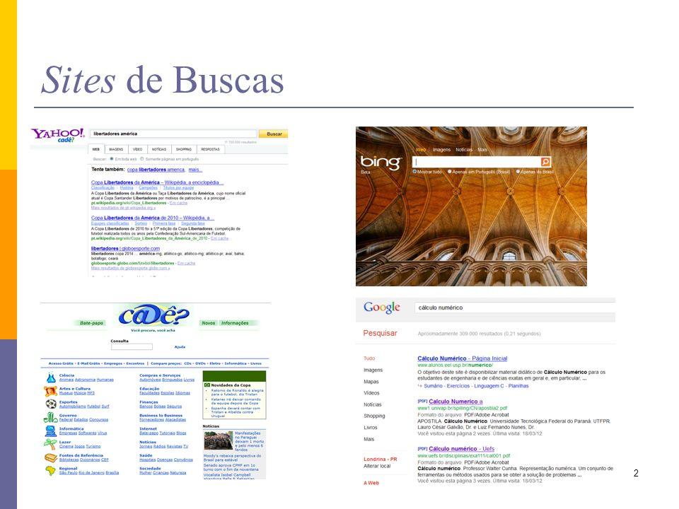 Sites de Buscas 2