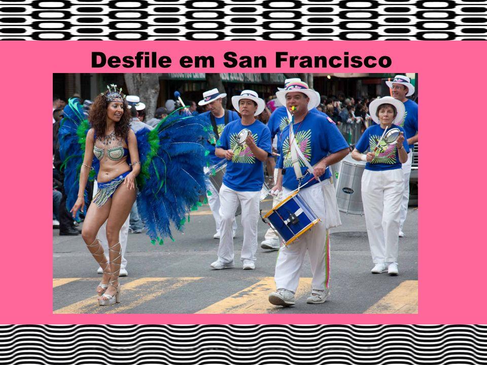 Desfile em San Francisco