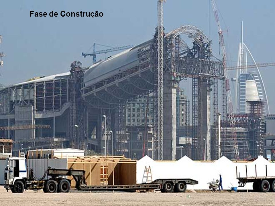 Mais uma grande obra no Mundo do Petróleo Dubai, Emirados Árabes