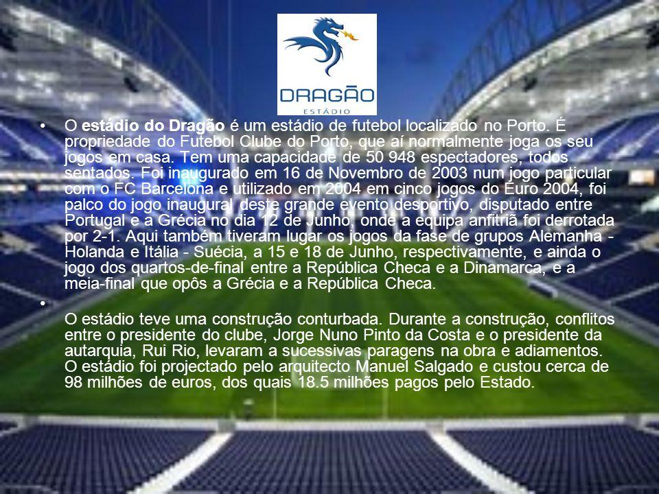 Em 7 de Julho de 2007 será o palco da apresentação pública das Sete maravilhas do Mundo Moderno, assim como, das Sete maravilhas de Portugal, eventos que se encontram em votação via internet, entre outros meios.