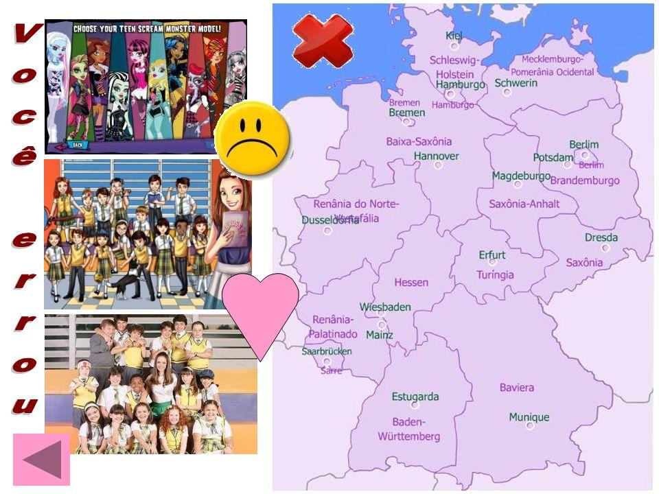 O Rio de Janeiro além de um município, é um estado do Brasil. Qual desses é um estado e uma cidade alemã? Bremen München Stuttgart Flora Neiva e Felip