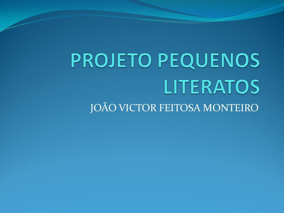 JOÃO VICTOR FEITOSA MONTEIRO