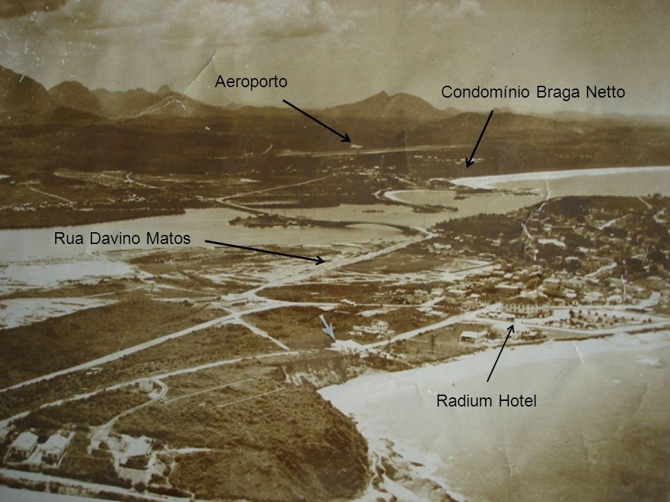 Radium Hotel Rua Davino Matos Condomínio Braga Netto Aeroporto