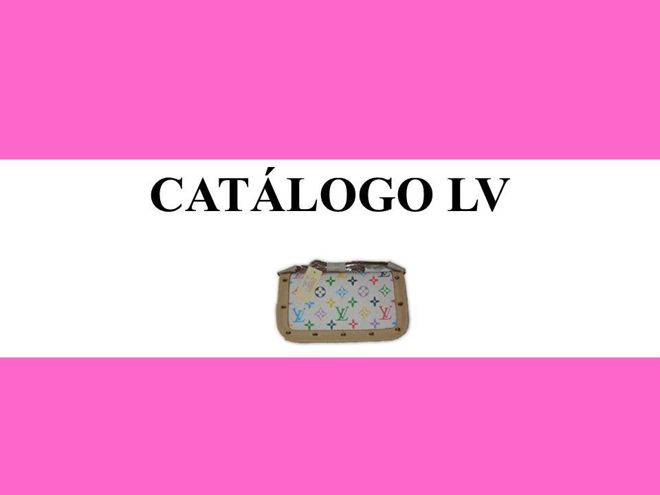 CATÁLOGO LV