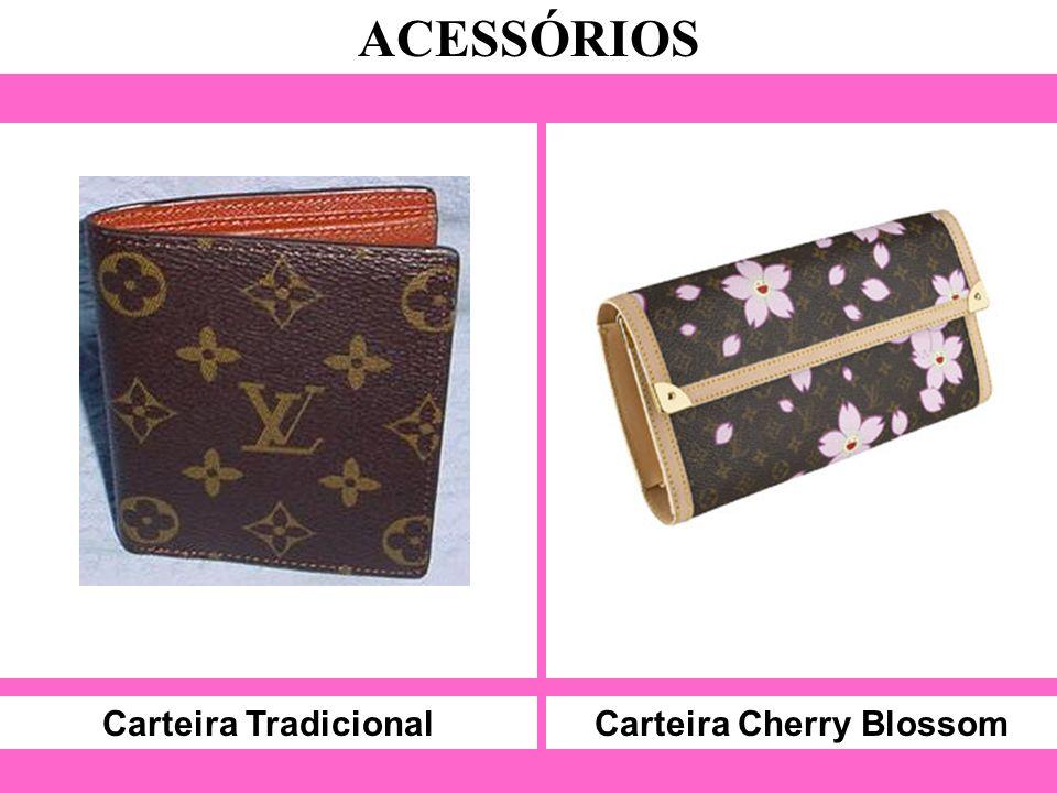 ACESSÓRIOS Carteira Cherry Blossom
