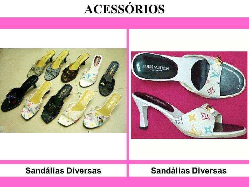 Sandálias Diversas ACESSÓRIOS Sandálias Diversas