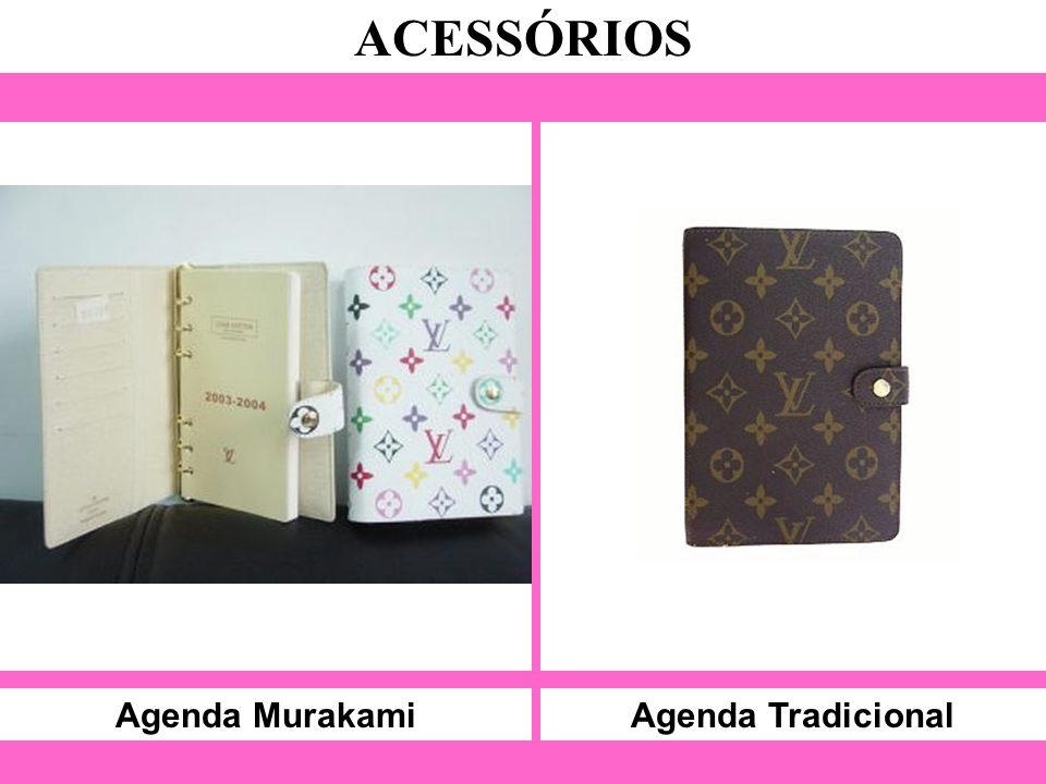 Agenda Murakami ACESSÓRIOS Agenda Tradicional