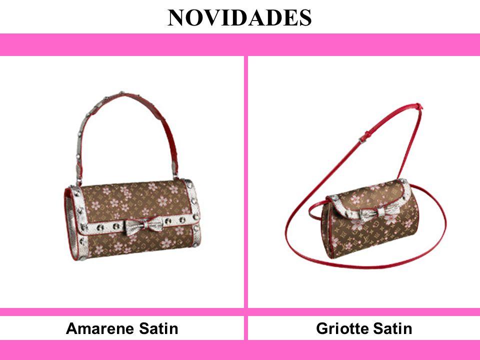 Amarene Satin NOVIDADES Griotte Satin