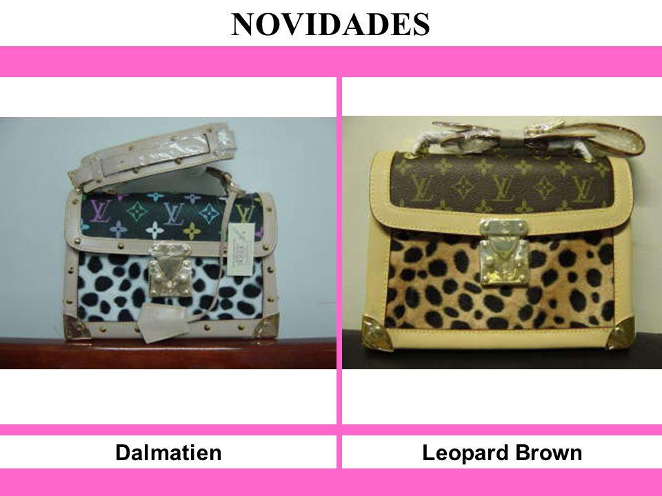 NOVIDADES Leopard Brown