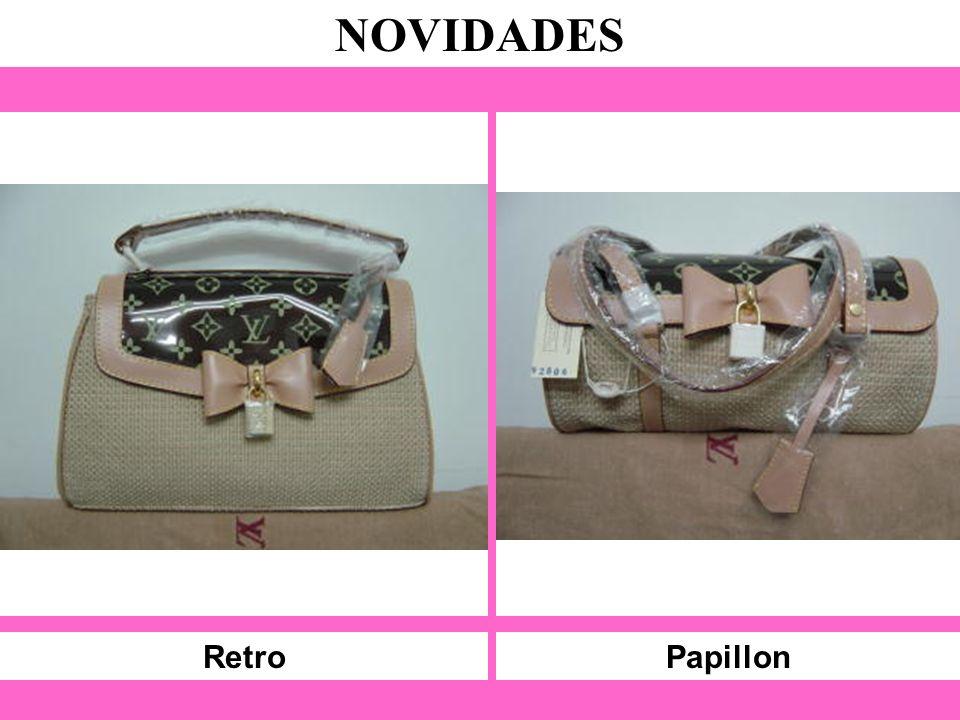 Retro NOVIDADES Papillon