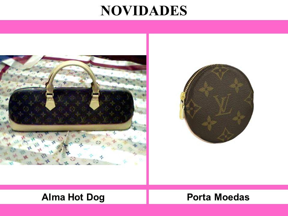 Alma Hot Dog NOVIDADES Porta Moedas