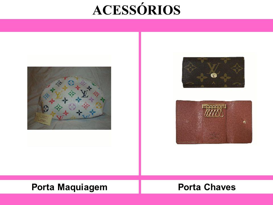 Porta Maquiagem ACESSÓRIOS Porta Chaves