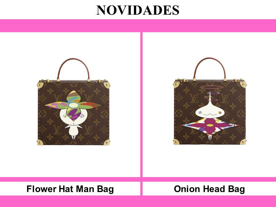 Flower Hat Man Bag NOVIDADES Onion Head Bag