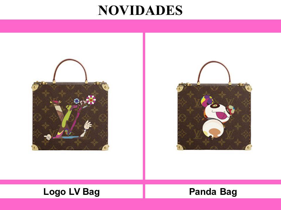 Logo LV Bag NOVIDADES Panda Bag