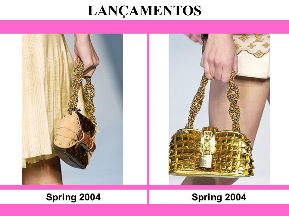 Spring 2004 LANÇAMENTOS Spring 2004