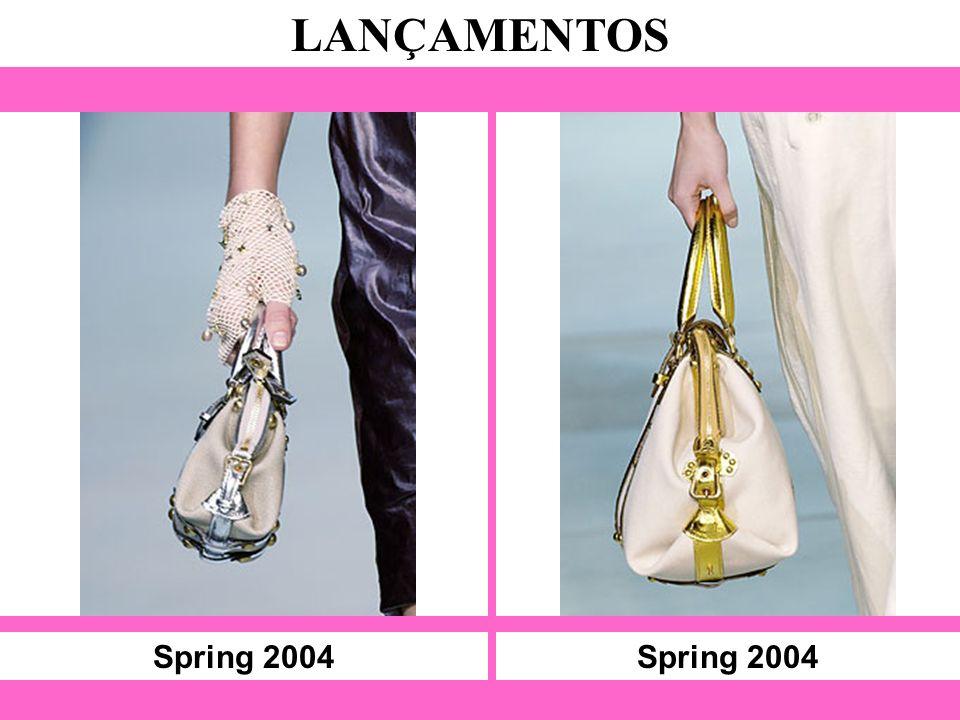 LANÇAMENTOS Spring 2004