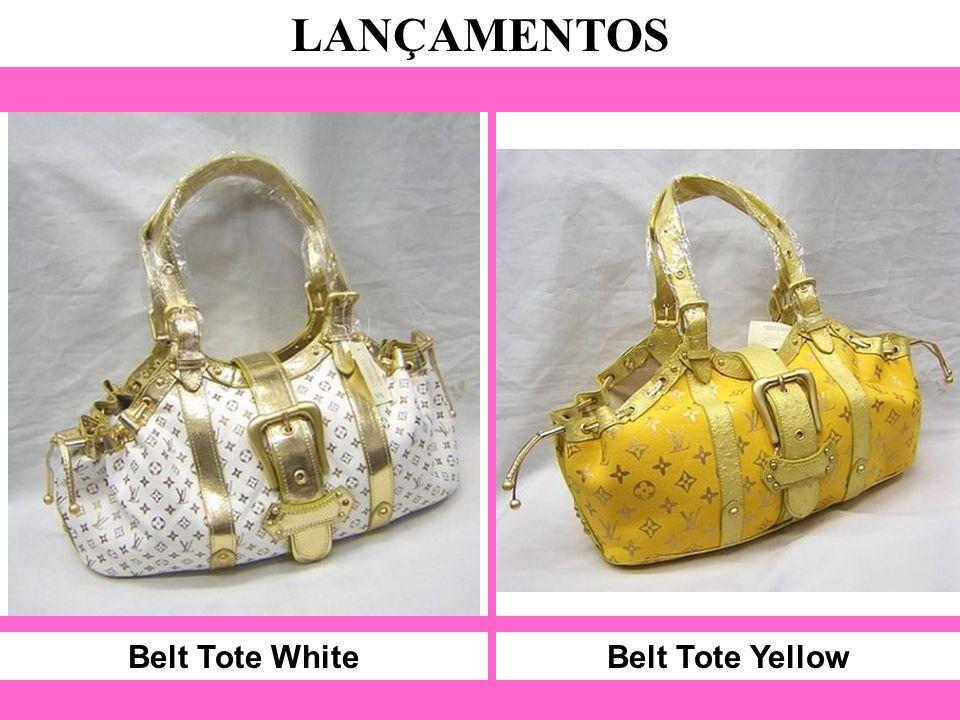 Belt Tote White LANÇAMENTOS Belt Tote Yellow