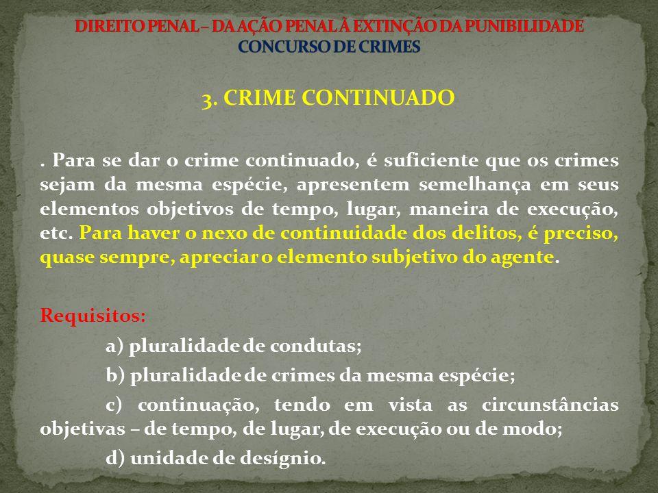 3.CRIME CONTINUADO.