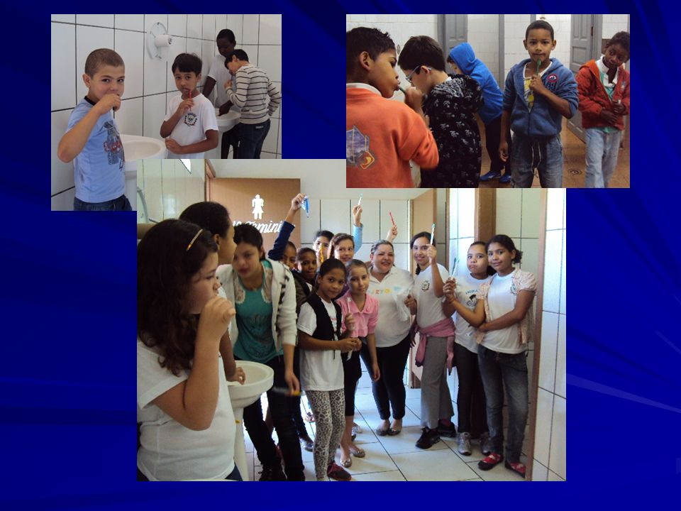 5 - Projeto Dente & CIA Proposta que possibilita uma aprendizagem transformadora de hábitos de higiene oral.