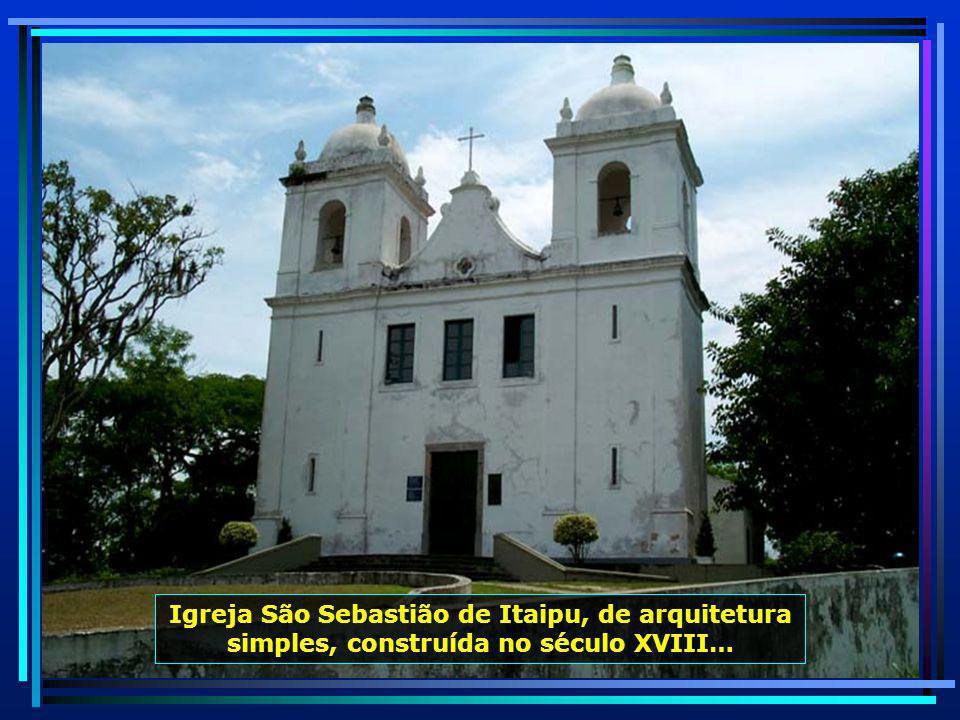 Igreja de São João Baptista (padroeiro da cidade).