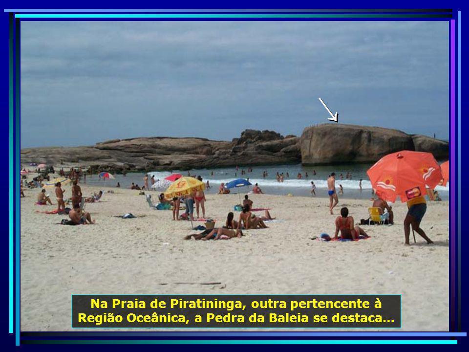 Também localizada na Região Oceânica, a Praia de Itaipu abriga uma colônia de pescadores…