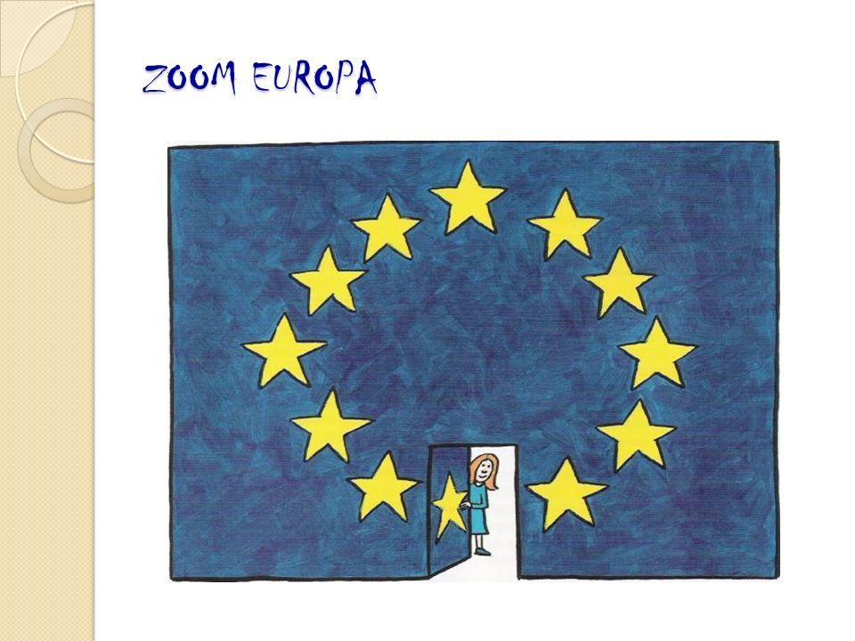 ZOOM EUROPA Queremos contribuir para a compreensão e tolerância recíprocas Queremos tornar possível o estabelecimento de contactos com estudantes europeus de outras nacionalidades