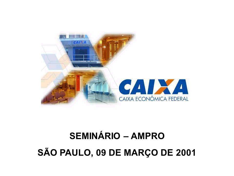 SEMINÁRIO – AMPRO SÃO PAULO, 09 DE MARÇO DE 2001
