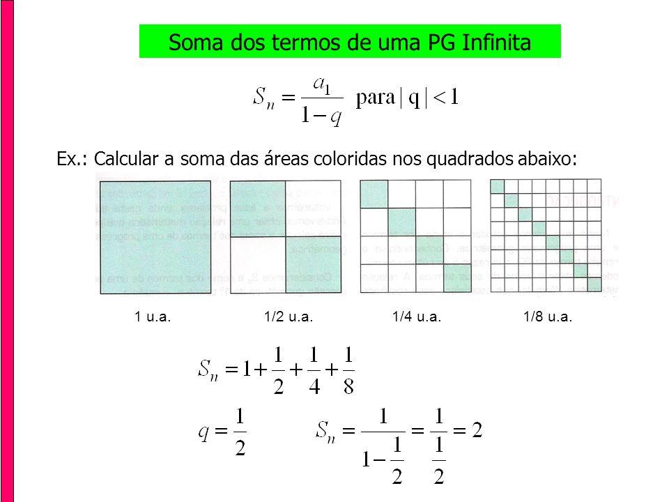 Questão PG Concurso Brigada – AOCP - 2009 1.Considere a progressão geométrica (1, 3, 9,...).