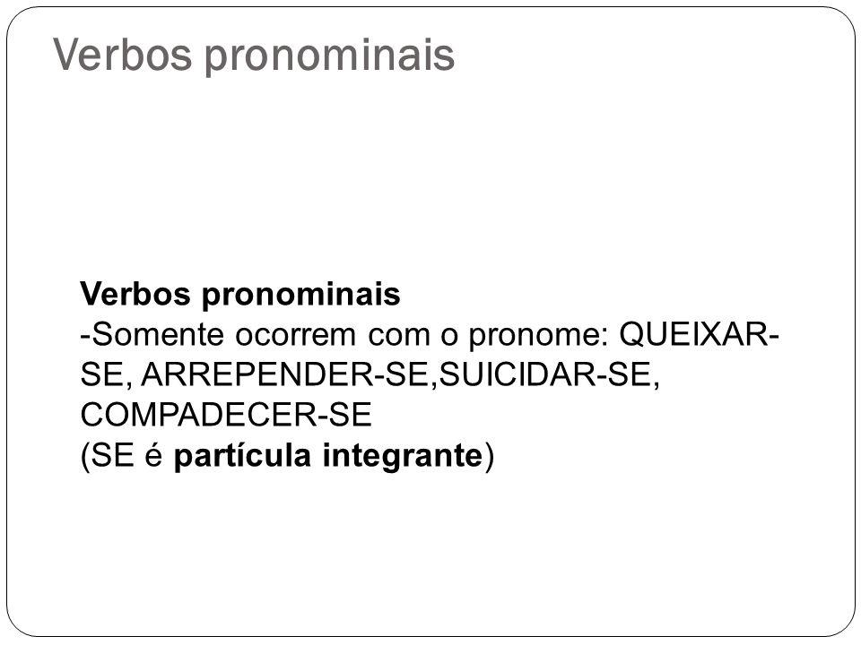 Os oblíquos e a complementação Os pronomes O, A, OS, AS (e cujas variações) funcionam como OBJETO DIRETO; Os pronomes LHE, LHES e A ELE(S) funcionam c