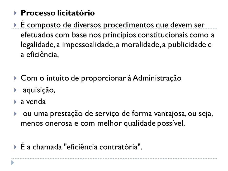 Para obras e serviços de engenharia: convite: até R$ 150.000,00; tomada de preços: até R$ 1.500.000,00; concorrência: acima de R$ 1.500.000,00.