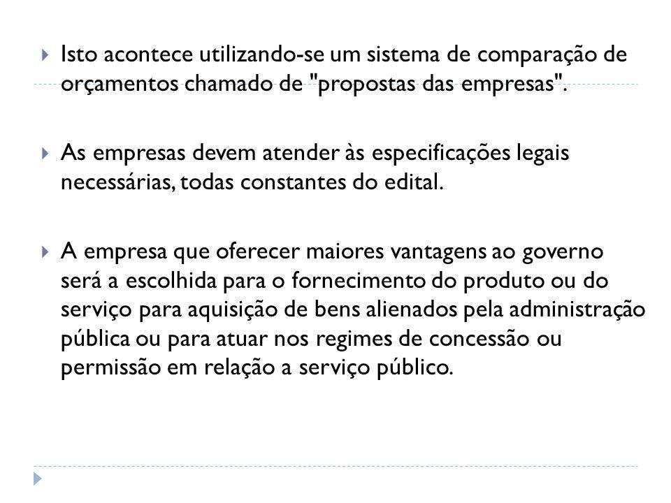 A adoção de uma modalidade de licitação de maior escala é permitida: por exemplo, a administração pode adotar a modalidade concorrência, mesmo para valores abaixo de R$ 650.000,00.