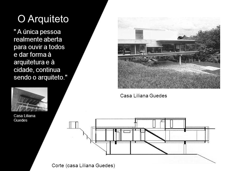 O Arquiteto