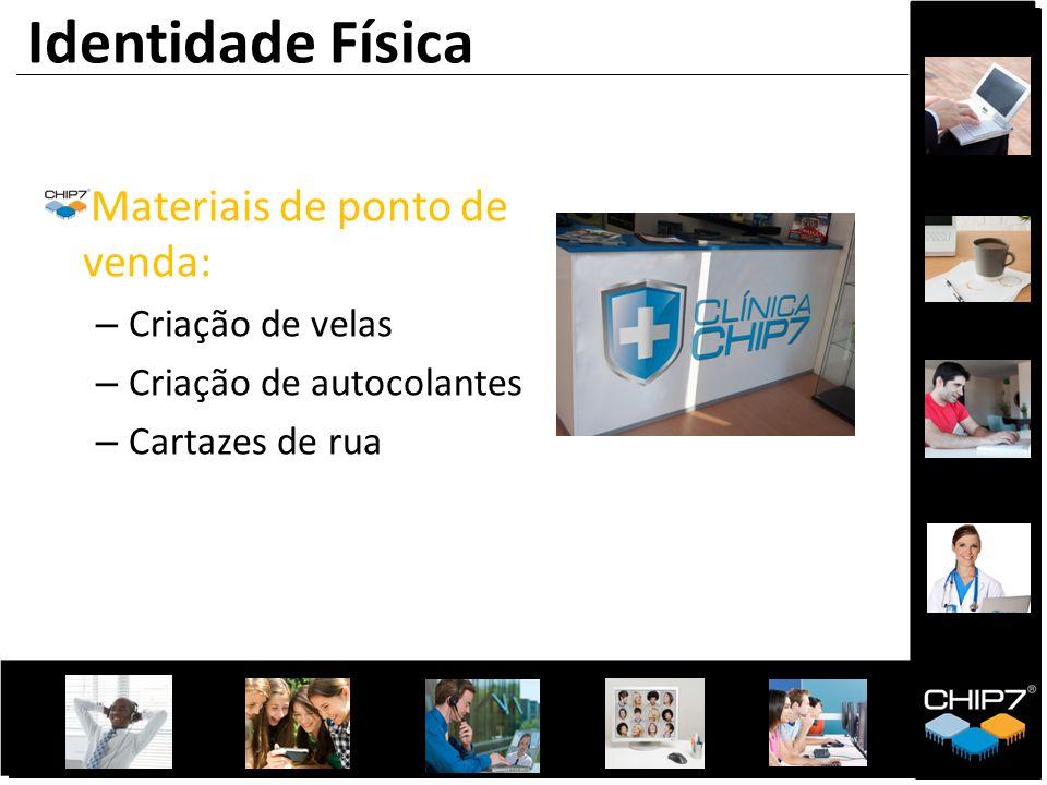 Concurso para criação de uniformes: – Lançamento de concurso nacional nas escolas de estilismo para a elaboração do novo uniforme Chip7 Identidade Física