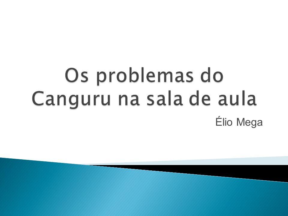 Canguru 2009 – Student– Ensino Médio