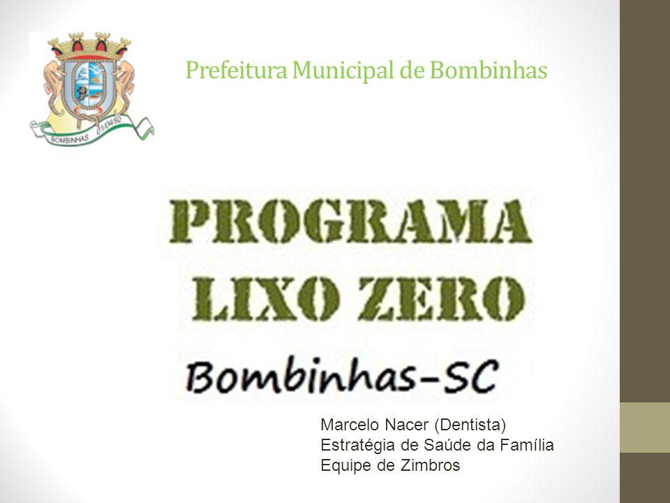Prefeitura Municipal de Bombinhas 6) Mascote vencedor