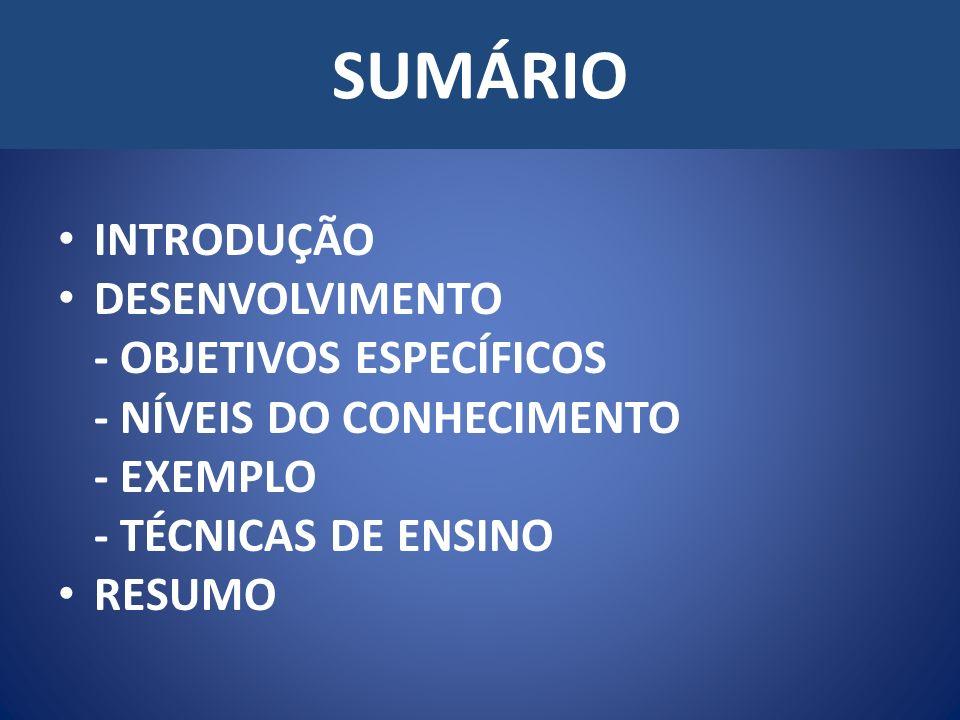 TÉCNICAS DE ENSINO ESTUDO INDIVIDUAL -ESTUDO DIRIGIDO/FICHAS: - roteiros preparados pelo professor; -ESTUDOS EM COMPUTADOR - PROGRAMAS EDUCACIONAIS - TUTORIAIS; - EXERCICIOS E PRÁTICA; e - SIMULAÇÃO.