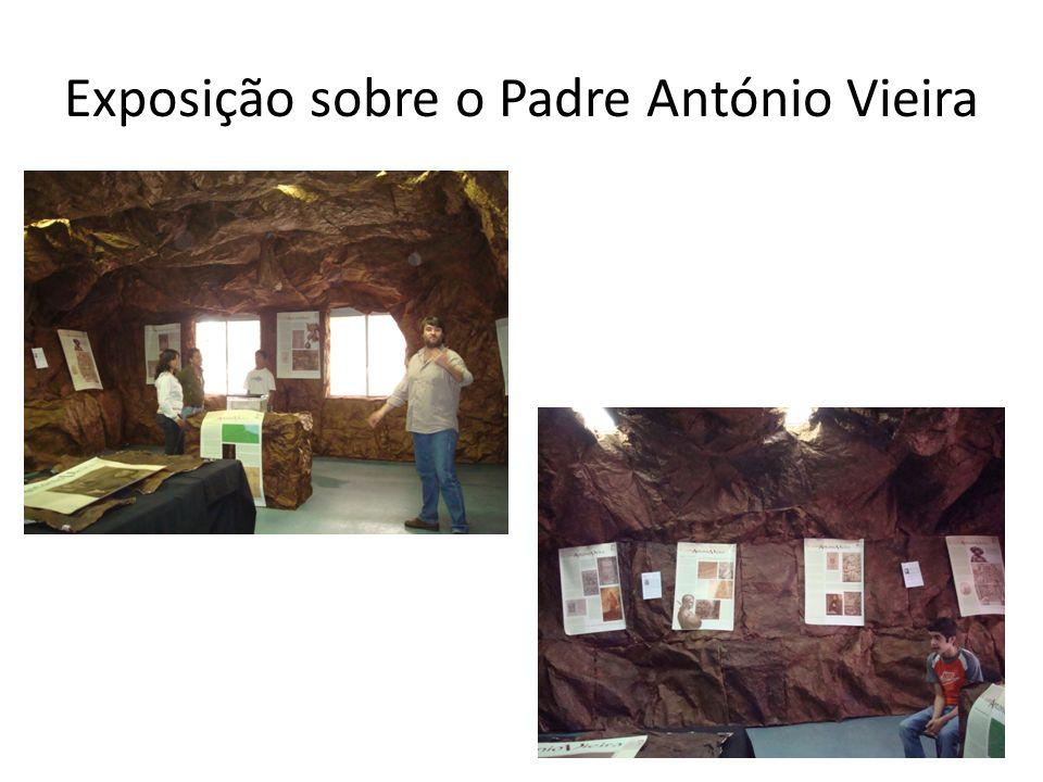 Exposição sobre o Padre António Vieira