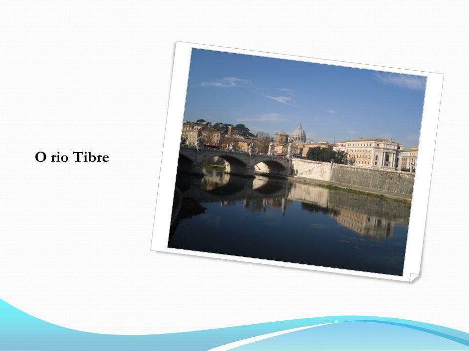 O rio Tibre
