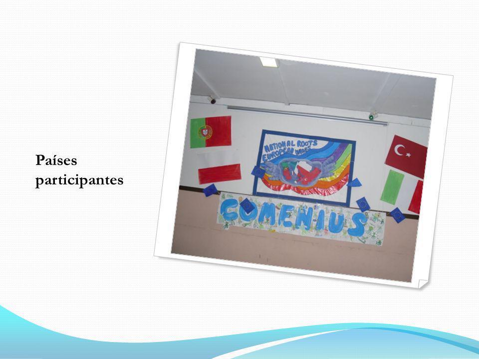 Países participantes