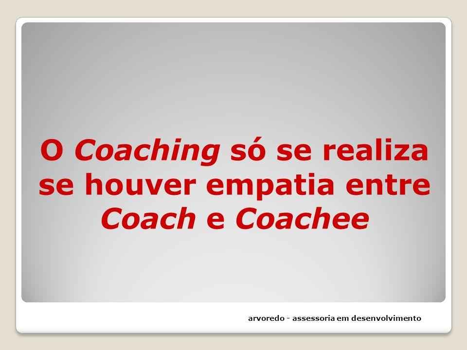 O Coaching só se realiza se houver empatia entre Coach e Coachee arvoredo - assessoria em desenvolvimento