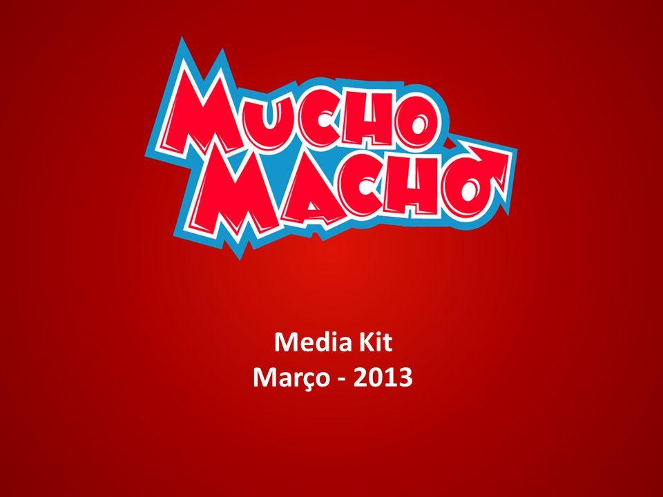 Media Kit Março - 2013